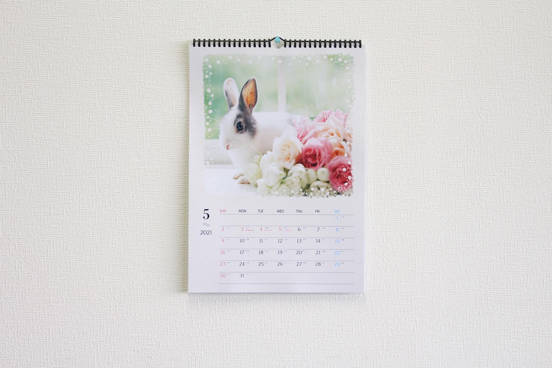 かべかけカレンダー