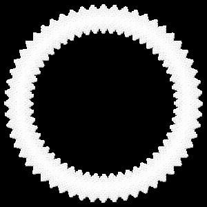 lace_white_round
